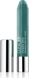 Clinique Chubby Stick Shadow Tint For Eyes Two Ton Teal