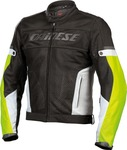 Dainese Air Frame Tex Black/High Rise/Yellow