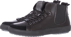 Boss Shoes F16980 Black Leather