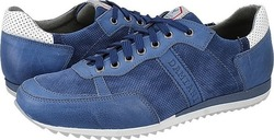 Damiani Footwear Clive Blue