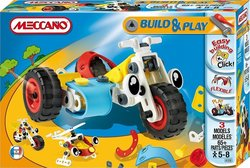 Meccano Bild & Play: Side Car