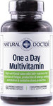 Natural Doctor One A Day Multivitamin 60 φυτικές κάψουλες