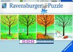 Four Seasons 500pcs (14706) Ravensburger