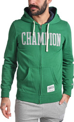 Champion Hooded Full Zip Sweatshirt 209459-1702