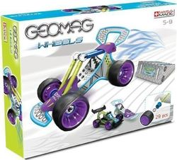 Geomag Wheels Race 29pcs