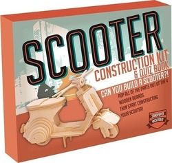 Professor Puzzle Construction Kit - Scooter