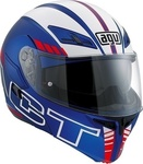 AGV Compact-ST Seattle Mat Blue/White/Red