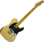 Fender 1951 Heavy Relic Custom Shop Telecaster Faded Nocaster Blonde