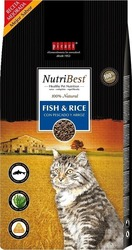 Picart NutriBest Cat Fish & Rice 4kg