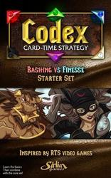 Sirlin Games Codex: Card-Time Strategy - Starter Set
