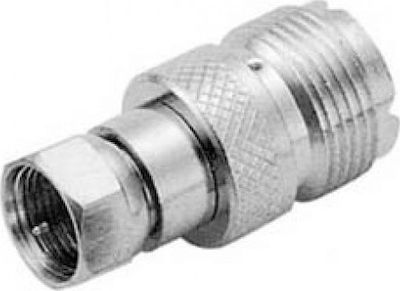 Ultimax F-Connector male - Coaxial female (V7248)