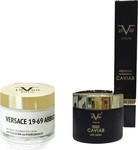 19V69 Premium Caviar Luxe Cream, Premium Caviar Serum & 24h Collagen Pomegranate Cream
