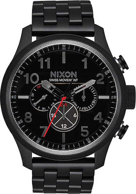 Nixon Safari Dual Time