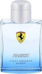 Ferrari Scuderia Light Essence Acqua Eau de Toilette 125ml