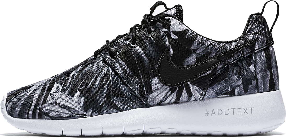 new concept 755be 9edfc Nike Roshe One Print GS 677782-013