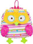 Babyono Backpack Owlet 1258