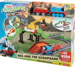 Fisher Price Thomas & Friends: Αποστολή στη Μάντρα