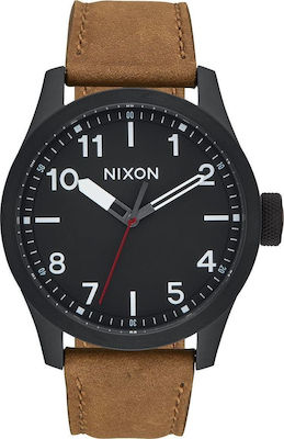Nixon Safari Leather