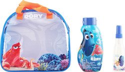 Disney Finding Dory Eau de Toilette 100ml & Shower Gel 400ml & Bag