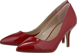 Louvel 903-1 Red Patent