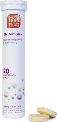 NutraLead B - Complex 20 αναβράζοντα δισκία