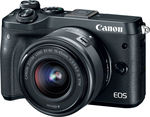 Canon EOS M6 Kit (EF-M 15-45mm f/3.5-6.3 IS STM)
