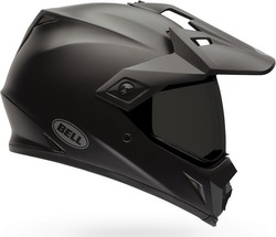 Bell MX-9 Adventure Matt Solid Black