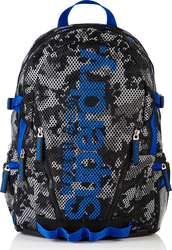 Superdry Mesh M91006DO Grey/Cobalt