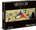 Museum Miro: Woman Bird In Night 1000pcs (39264) Clementoni