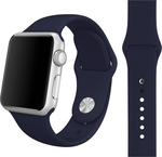 OEM Kakapi Silicon Strap Apple Watch 42mm (Blue)