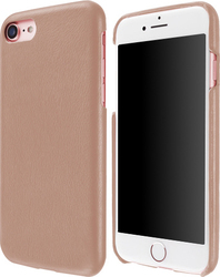 Artwizz Leather Clip Nude (iPhone 7)