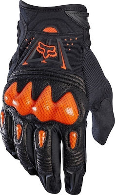 Fox Bomber 2018 Black/Orange