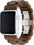 Woodcessories Ecostrap - Apple Watch Wooden Strap 42mm