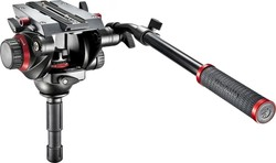 Manfrotto Pro Tripod Video Head with Variable Fluid Drag System 504HD Κεφαλή - Βίντεο