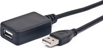 Goobay USB 2.0 Cable USB-A male - USB-A female 5m (56399)