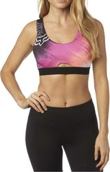 FOX HYPED SPORTS BRA BERRY PUNCH