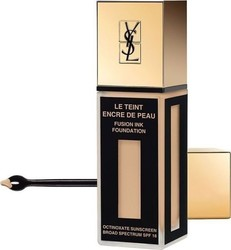 Saint Laurent Fusion Ink Foundation SPF18 B50 Honey 25ml