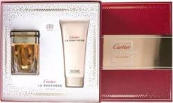 Cartier La Panthere Eau de Parfum 50ml & Body Cream 100ml