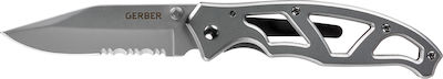 Gerber Paraframe I-Stainless Serrated