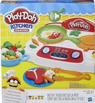 Hasbro Play-Doh: Kitchen Creations - Sizzlin' Stovetop