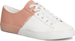 Calvin Klein Wanda Matte Smooth RE9655 White / Pink