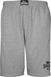 Lonsdale Jersey Shorts 112067-Grey Marl