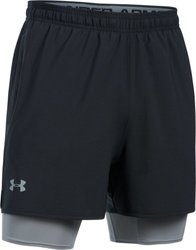 Under Armour Qualifier 2 In 1 Short 1289625-001