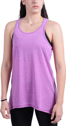 Body Action Overlap Open Back 041737 Purple