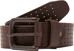 Dickies Belt 410351 Yorktown Leather Brown