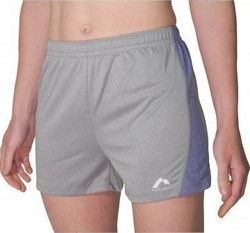 More Mile Marl Jersey Running Shorts MM1767