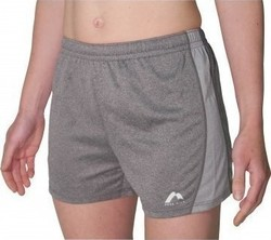 More Mile Marl Jersey Running Shorts MM1765
