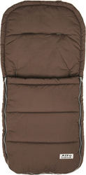 Altabebe Footmuff AL2300M-07 Brown