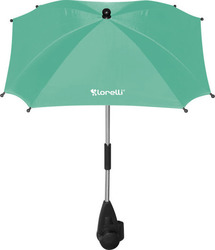 Lorelli Bertoni Baby Stroller Umbrella with UV Protection - Green