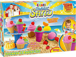 Craze Magic Sand Icecream & Bakery Set